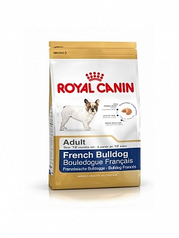 French Bulldog Adult 3 кг