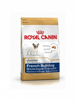 French Bulldog Junior 3 кг
